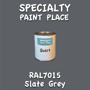 RAL 7015 slate grey quart