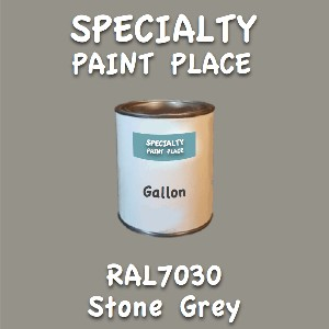 RAL 7030 stone grey gallon