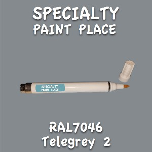 RAL 7046 telegrey 2 pen
