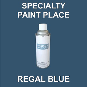 architectural touch up paint regal blue 16oz aerosol spray can