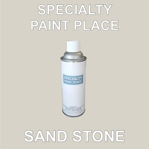 architectural touch up paint sandstone 16oz aerosol spray can