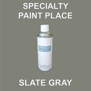 architectural touch up paint slate gray 16oz aerosol spray can