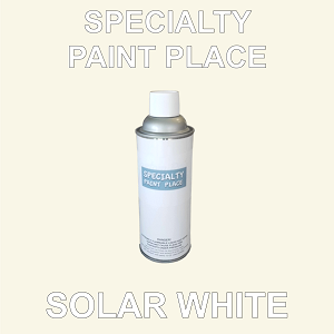 architectural touch up paint solar white 16oz aerosol spray can