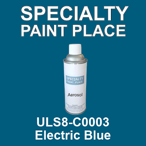 ULS8-C0003 Electric Blue - Sherwin Williams 16oz aerosol spray can